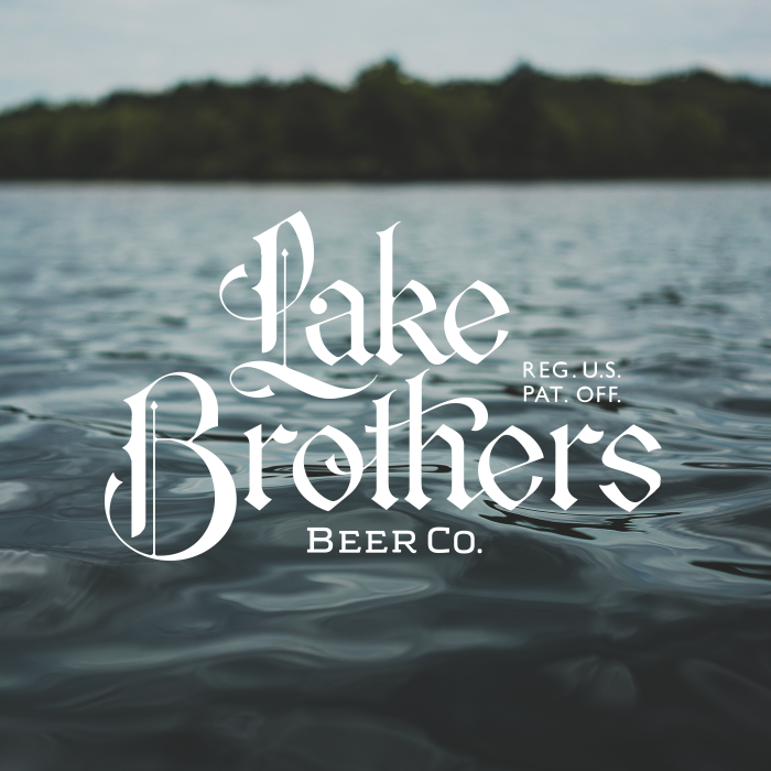 Lake Brothers Beer Co. (Brand Development)